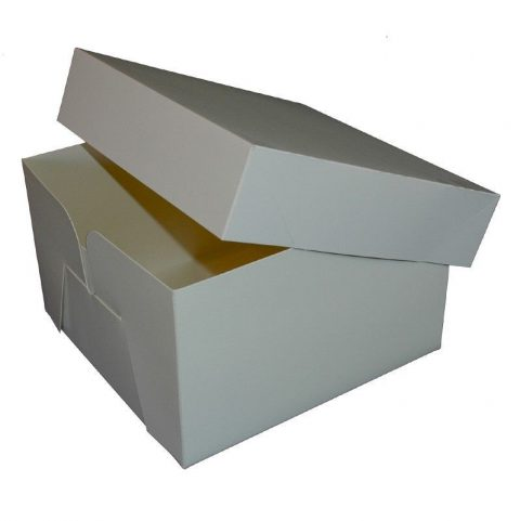 10 inch Cake Boxes - Single