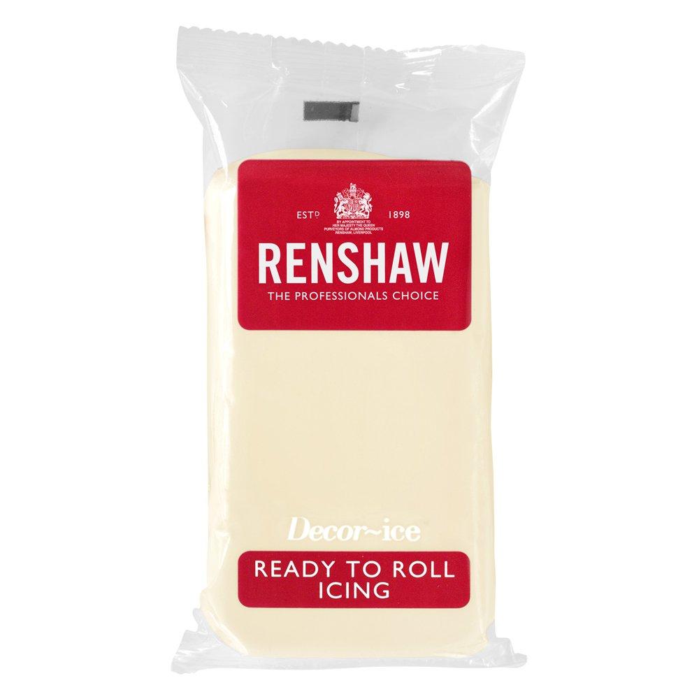 1KG Renshaws Ivory Regalice Icing