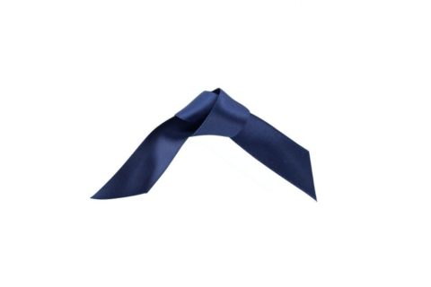25m Dark Blue Satin Ribbon -  15mm & 25mm