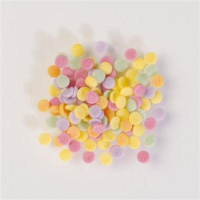 600g Confetti Edible Sugar Cake Sprinkles