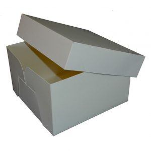 8 inch Cake Boxes - Single