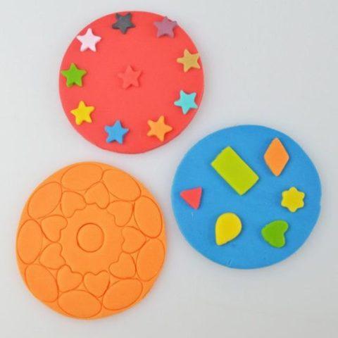 Cake Star Mini Metal Cutters - Basic Shapes