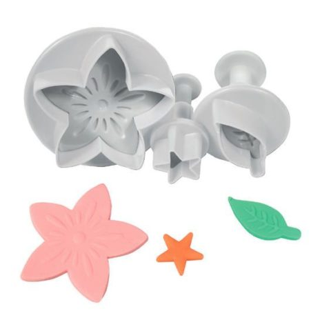 Cake Star Plunger Cutter - Flower