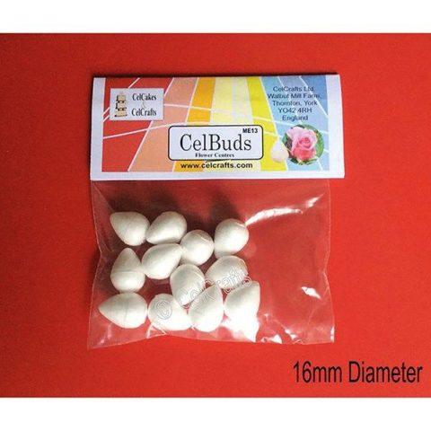 CelCakes Bud Cones - 16mm - Pack of 12