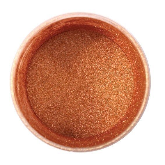 Colour Splash Edible Pearl Rose Gold Lustre