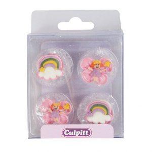 Fairy Sugar Pipings