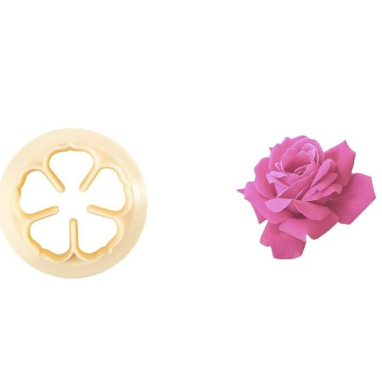 FMM 5 Petal Rose Cutter 35mm - 90mm