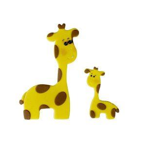 FMM Giraffe Mummy & Baby Cutters - Set of 2