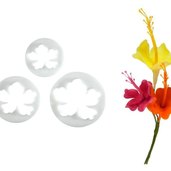 FMM Hawaiian Flowers Cutter