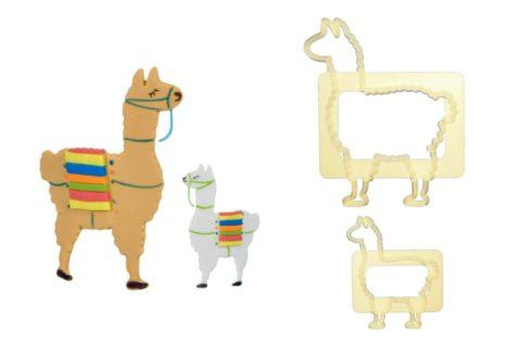 FMM Mummy & Baby Llama Cutter