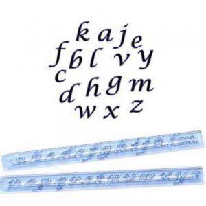 FMM Script Lowercase Tappits