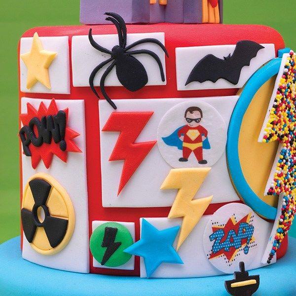 FMM Superhero Cutter