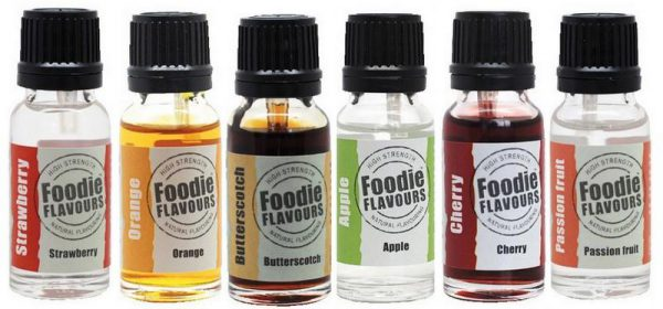 Foodie Flavourings