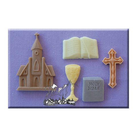 Holy Communion Mould By Alphabet Moulds