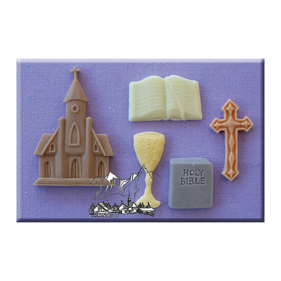 Holy Communion Mould By Alphabet Moulds