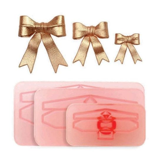 Jem 3 Set Small Bows