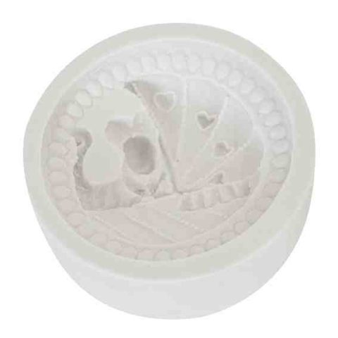 Katy Sue Baby Pram Silicone Mould
