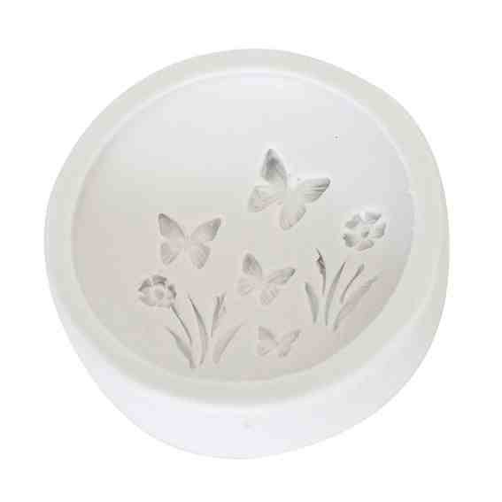Katy Sue Butterfly Meadow Silicone Mould