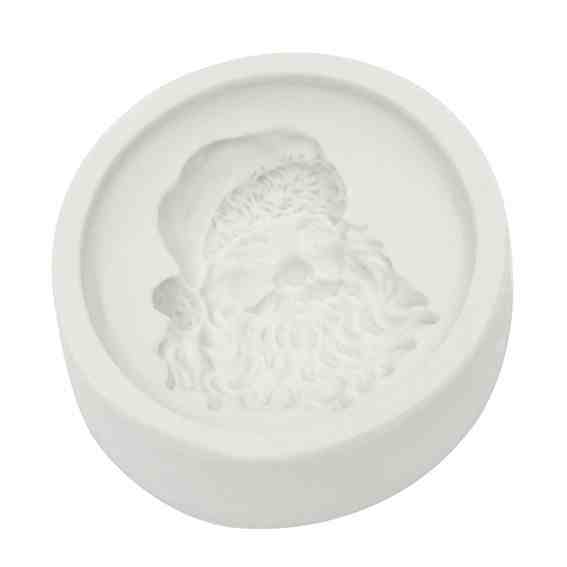 Katy Sue Santa Face Silicone Mould