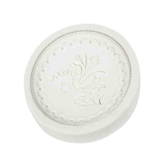 Katy Sue Victoria Garden Bead Border Silicone Mould