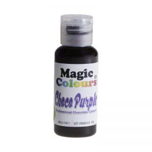 Magic Colours Edible Chocolate Colour - Purple 32g