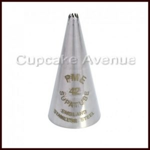 PME no 42 Supatube Piping Nozzle