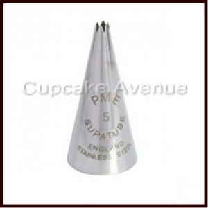 PME no 5 Supatube Piping Nozzle