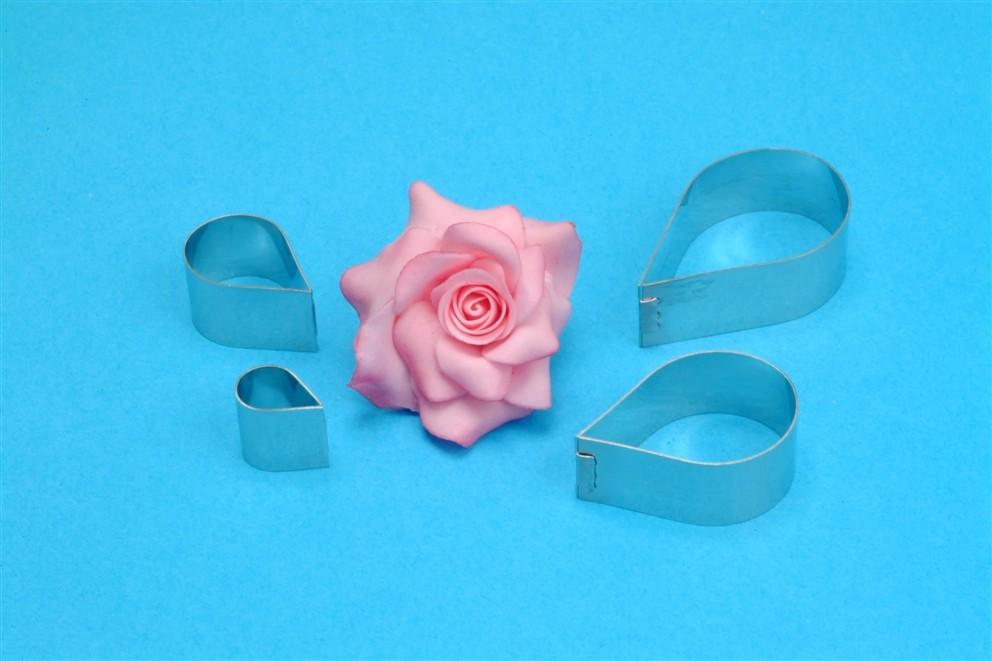 PME Rose Petal Cutter