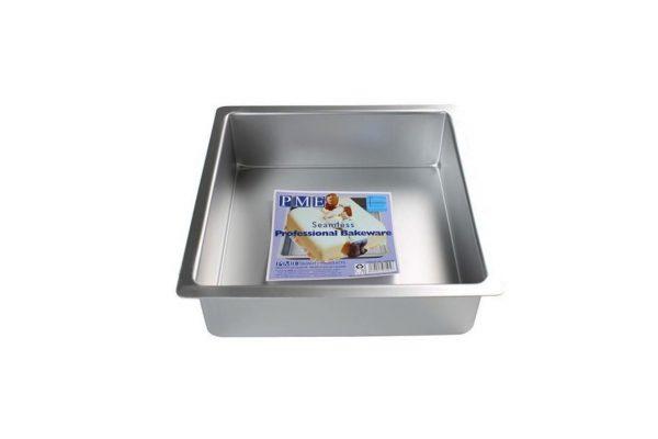 PME Seamless Square Cake Tins
