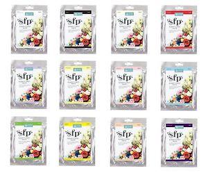 Squires Kitchen Flower paste 5 packs