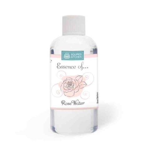 Squires Kitchen Rose Water Essence 100ml