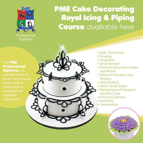 PME Royal Icing & Piping Diploma