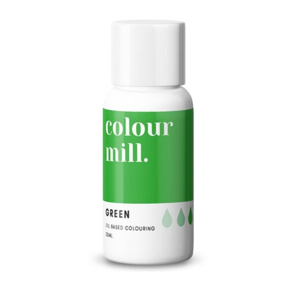 Green-colour-mill