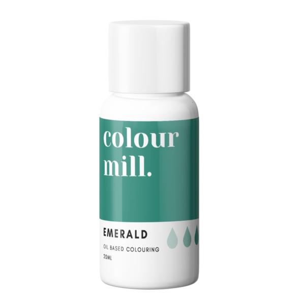 Emerald-Colour-Mill