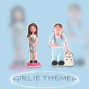 Girlie Themed