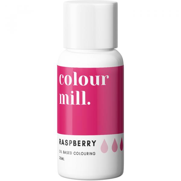 Raspberry-colour-Mill