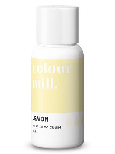 Lemon-colour-Mill